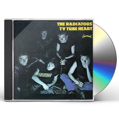 Radiators TV TUBE HEART CD