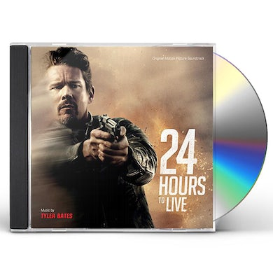 Tyler Bates 24 HOURS TO LIVE CD
