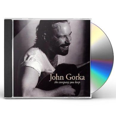 John Gorka COMPANY YOU KEEP CD