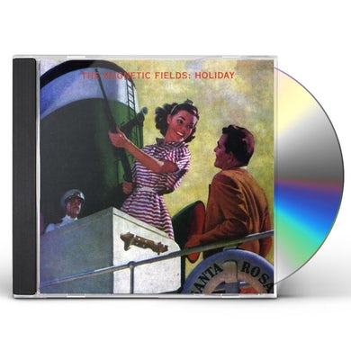 The Magnetic Fields HOLIDAY CD