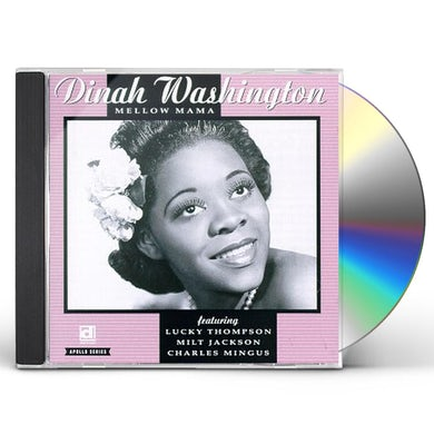 Dinah Washington MELLOW MAMA CD