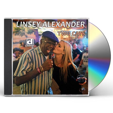 Linsey Alexander TWO CATS CD