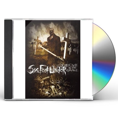 Six Feet Under DECADE IN THE GRAVE CD