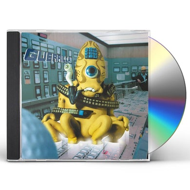 Super Furry Animals Guerrilla CD