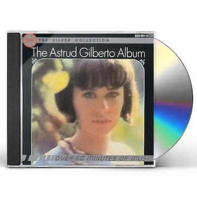 Astrud Gilberto SILVER COLLECTION CD