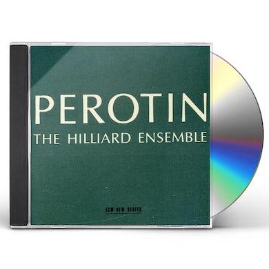 Hilliard Ensemble PEROTIN CD