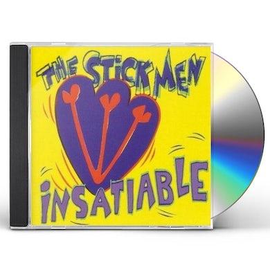 Stick Men INSATIABLE CD