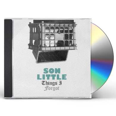 Son Little THINGS I FORGOT CD