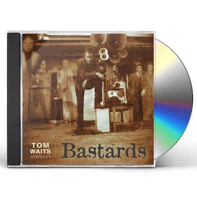 Tom Waits BASTARDS CD