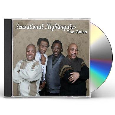 Sensational Nightingales GALES CD