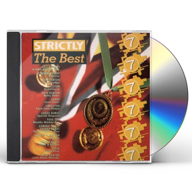 STRICTLY BEST 7 / VARIOUS CD