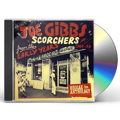 Joe Gibbs SCORCHERS FROM THE EARLY YEARS 1967-73 CD