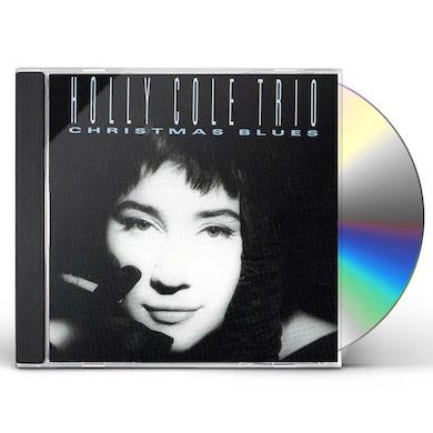 Holly Cole CHRISTMAS BLUES CD