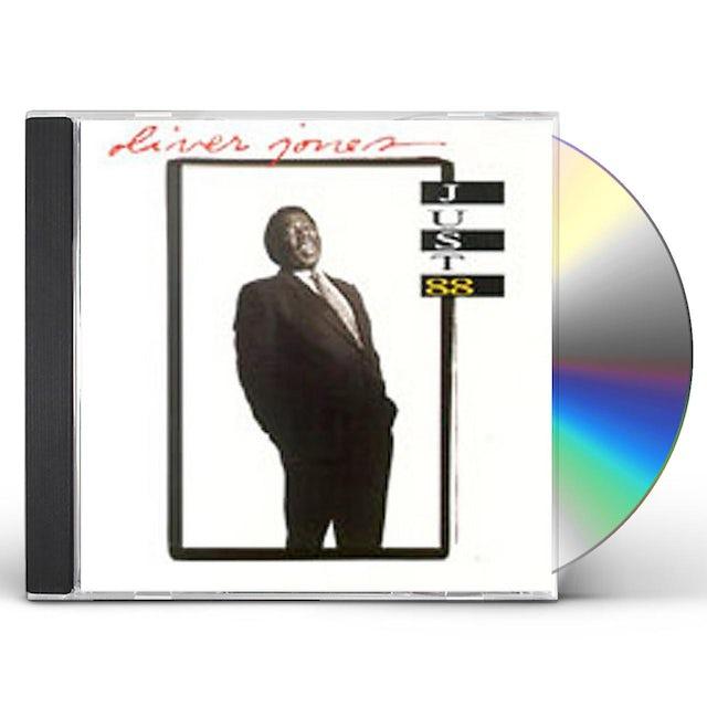 Oliver Jones JUST 88 CD