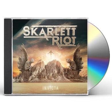 Skarlett Riot Invicta CD