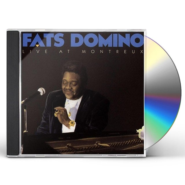 Fats Domino LIVE AT MONTREUX CD