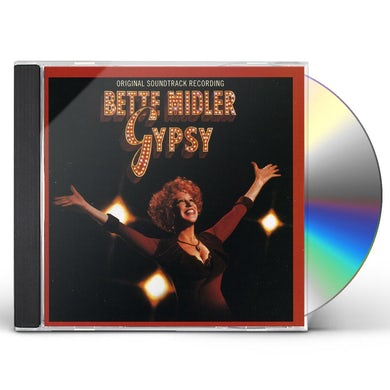Bette Midler GYPSY / Original Soundtrack CD