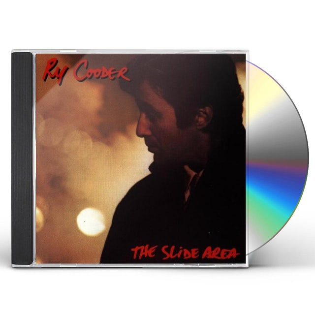 Ry Cooder SLIDE AREA CD