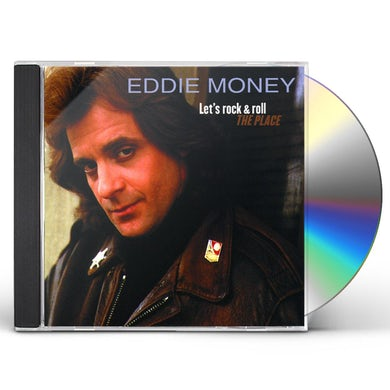 Eddie Money LET'S ROCK THE PLACE CD