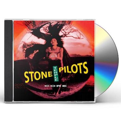 Stone Temple Pilots CORE (25TH ANNIVERSARY SUPER DELUXE EDITION) CD