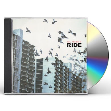 OX4: THE BEST OF RIDE CD