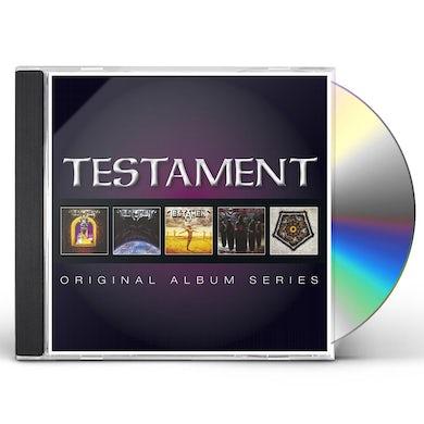 Testament ORIGINAL ALBUM SERIES CD