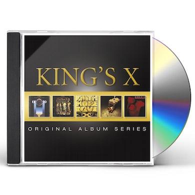 King's X ORIGINAL ALBUM SERIES CD