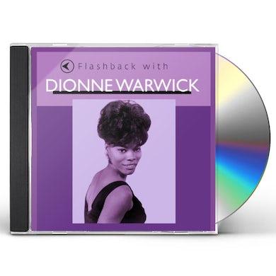 FLASHBACK WITH DIONNE WARWICK CD