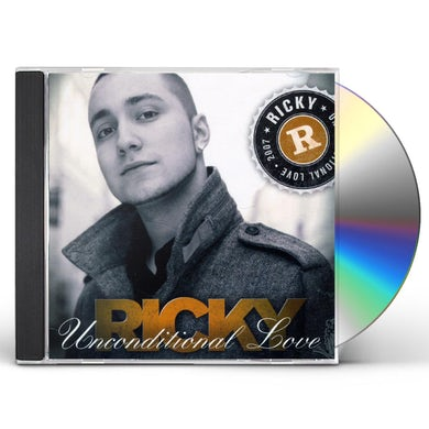 ricky UNCONDITIONAL LOVE CD