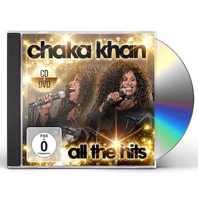 Chaka Khan ALL THE HITS CD