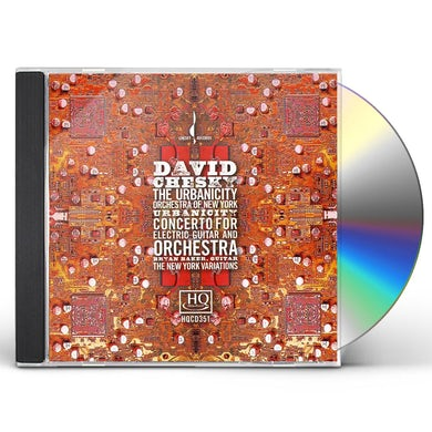 David Chesky URBANICITY CD