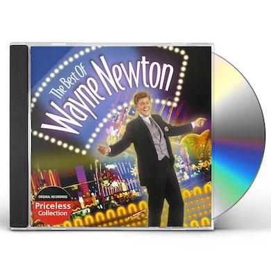 Wayne Newton BEST OF CD