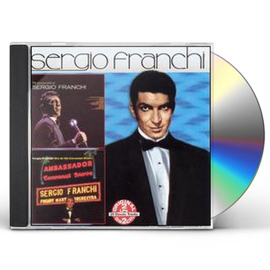 Sergio Franchi EXCITING VOICE: LIVE AT THE COCONUT GROOVE CD