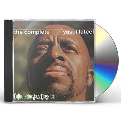 Yusef Lateef COMPLETE CD