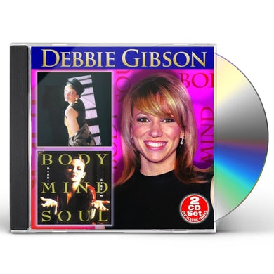 Debbie Gibson ANYTHING IS POSSIBLE / BODY MIND & SOUL CD