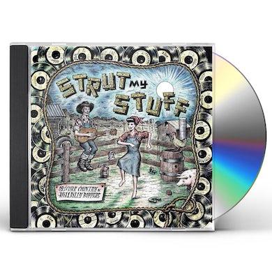 STRUT MY STUFF / VARIOUS CD
