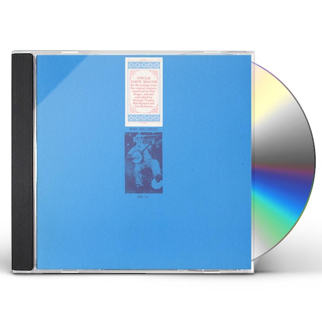 Uncle Dave Macon CD