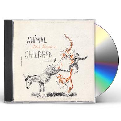 Peggy Seeger ANIMAL FOLK SONGS FOR CHILDREN CD