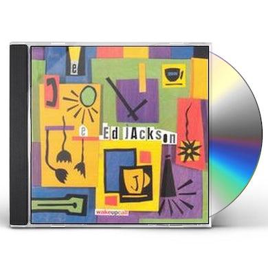 Ed Jackson WAKE UP CALL CD