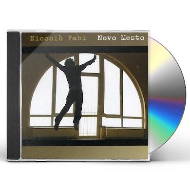 Niccolo Fabi NOVO MESTO CD