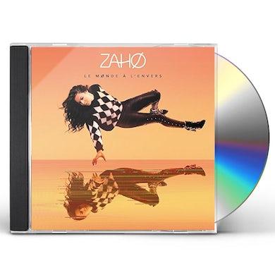 Zaho LE MONDE A L'ENVERS CD