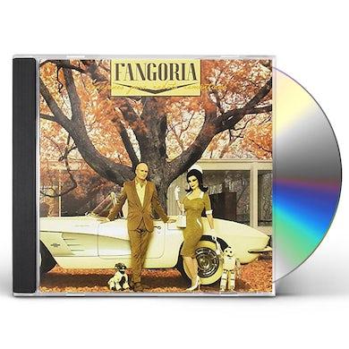 Fangoria CANCIONES PARA ROBOTS ROMANTICOS CD