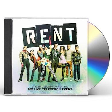 Original Cast  Rent (OST) CD
