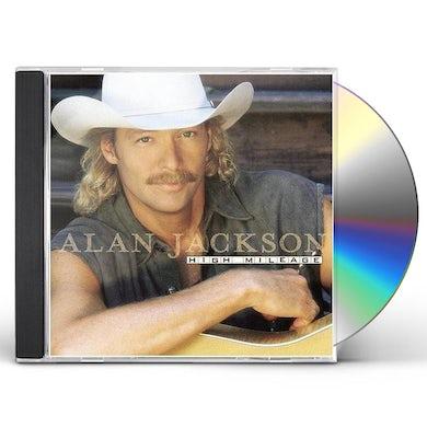 Alan Jackson HIGH MILEAGE (GOLD SERIES) CD