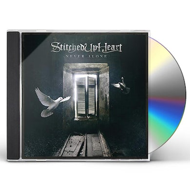 Stitched Up Heart Never alone CD