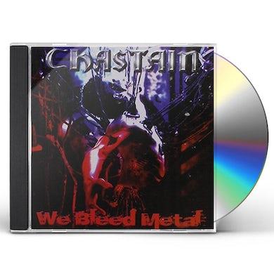 Chastain WE BLEED METAL CD
