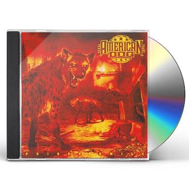American Dog POISON SMILE CD