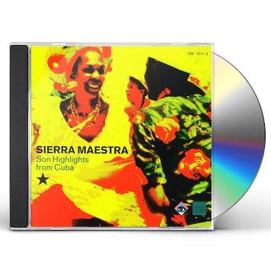 Sierra Maestra SON HIGHLIGHTS FROM CUBA CD