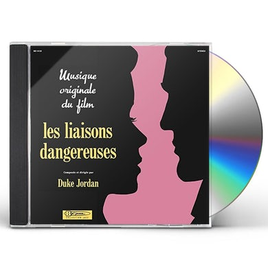 Duke Jordan LES LIASONS DANGEREUSES CD