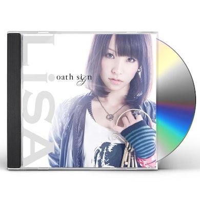 LiSA OATH SIGN CD